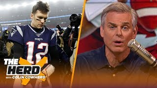 'Tua Tagovailoa is my #1 pick,' Colin says Brady, Pats have become ugly and cranky | NFL | THE HERD