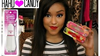 New! Hard Candy Makeup | First Impressions + Try On