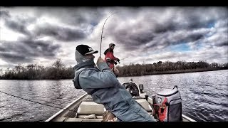 Fishing in the Cold: Busting Through ICE for Perch and Crappie