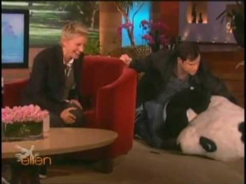 Some of my Favorite Moment fromThe Ellen DeGeneres Show Part 2/3 (видео)