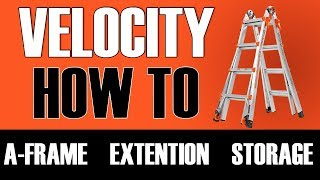Little Giant Ladder Systems    Velocity    How To