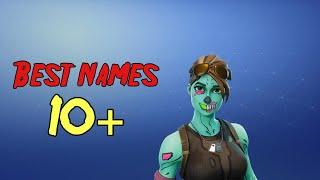 Fortnite Clan Names
