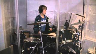 Drums- Tim Gregory plays Are You Magentic by Faker