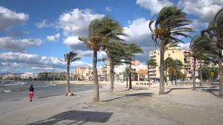 preview picture of video 'S'Arenal - Platja de Palma -Oktober 2012'