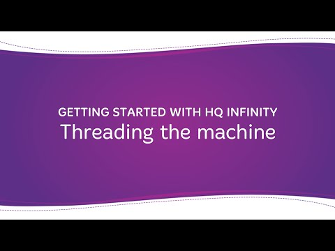 HQ Infinity - Threading the Machine