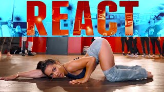 """REACT"" by PUSSYCAT DOLLS I Choreography by @NikaKljun"