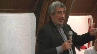 Conferencia del Dr. Sergio Halsband