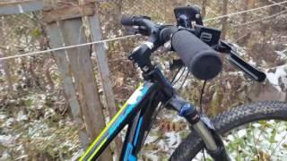 обзор:велосипеда gt avalanche sport