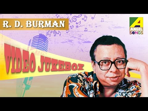 R.D. Burman Superhit   Adho Alo Chhayate   Bengali Movie Songs Video Jukebox   Rahul Dev Burman