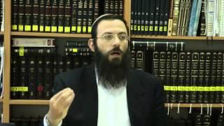54 הלכות שבת או''ח סימן שי סע' ו-ט הרב אריאל אלקובי שליט''א