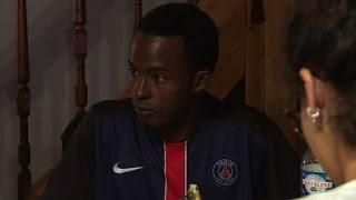 """Oumar, jeune migrant accueilli dans une """"famille solidaire"""""""
