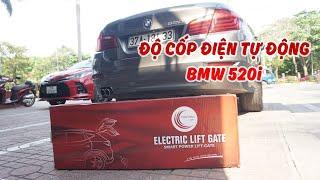 Độ Cốp Điện Xe BMW 520i | Đóng Mở Cốp Tự Động | Ô TÔ NGỌC HÀ