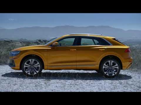 Audi  Q8 Кроссовер класса J - рекламное видео 1