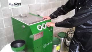 E300A Waterborne Spray Gun Cleaner- Features