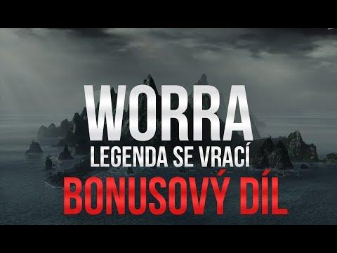 Worra: Legenda Se Vrací - BONUSOVÝ DÍL | Český Minecraft Seriál
