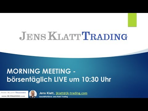 , title : 'DAX Aktuell und Forex Trading 17.03.2020 (Morning Meeting)