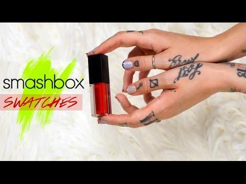 Always On Matte Liquid Lipstick by Smashbox #9