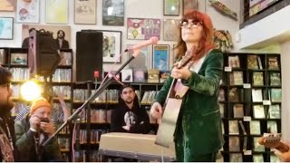 Jenny Lewis At Fingerprints Records Part One   3232019