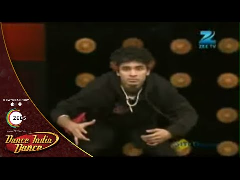 Raghav's Final Audition SHOCKED Mithunda - Dance India Dance Season 3
