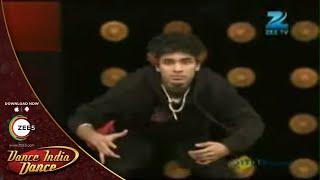 Raghav's Final Audition SHOCKED Mithunda - Dance India Dance Season 3