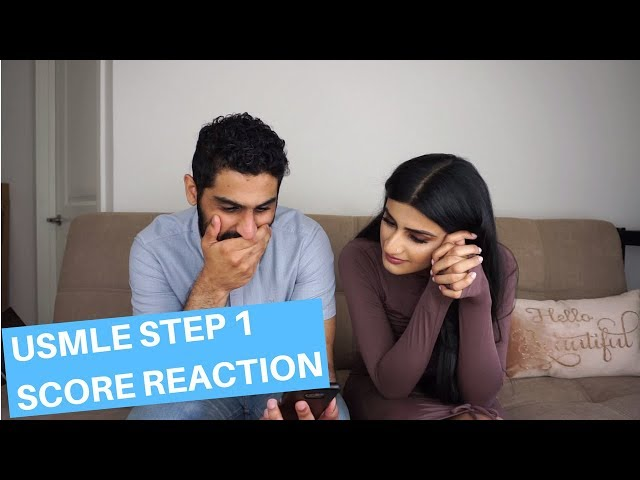 USMLE STEP 1 SCORE REACTION!!! | Medbros