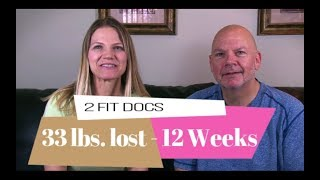 Weight Loss Results: 33 Pounds In 12 Weeks
