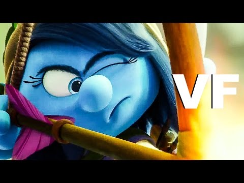 LES SCHTROUMPFS ET LE VILLAGE PERDU Bande Annonce VF (Finale // 2017)