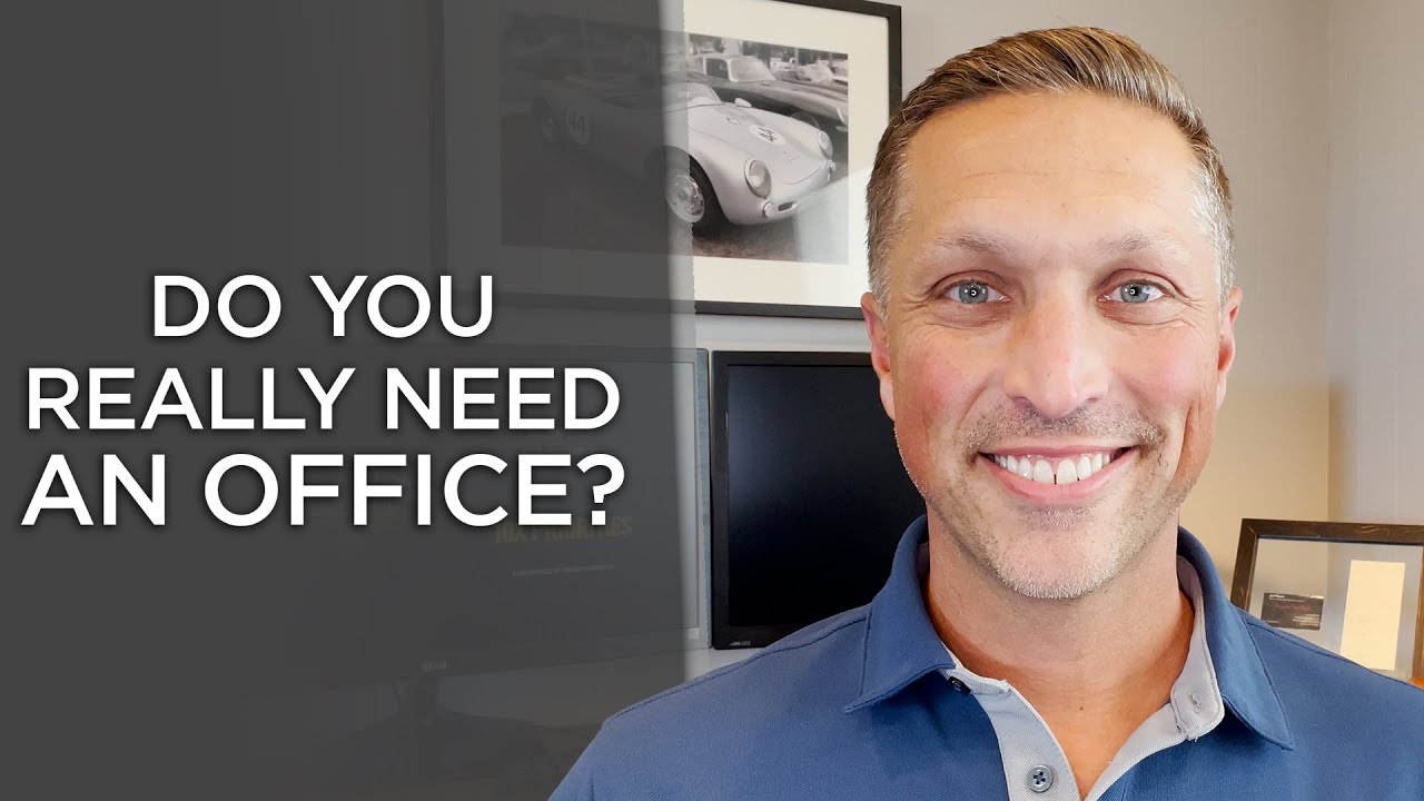 Is an Office Necessary for Agents?