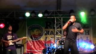 MAIKAL X & K.J.KLAN Reggae na Piaskach Festival 2012