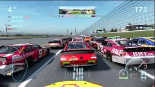 Talladega Chase Race 4 Gameplay Career Mode Nascar The Game Inside Line Race 30