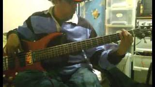 FreeStyle Bass (Cover) - Highly Strung - Spandau Ballet.wmv