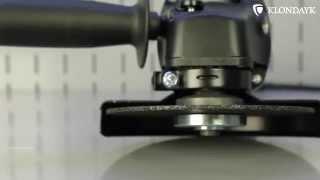 Bosch GWS 850 CE (0601378793) - відео 2