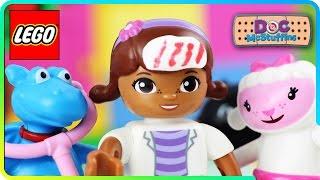 ♥ LEGO Disney Doc McStuffins Doc Is Feeling Sick (Episode 7)