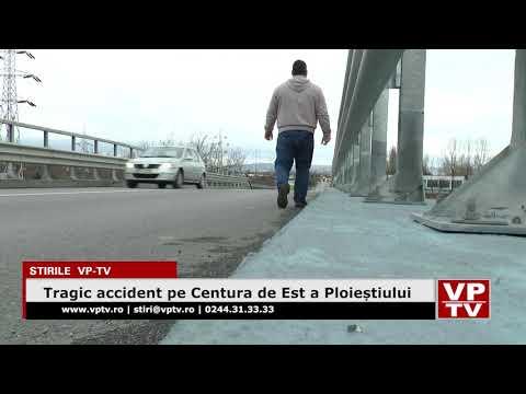 Tragic accident pe Centura de Est a Ploieștiului