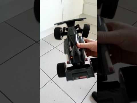 Carrera rc speed phantom 2 -  steering issues