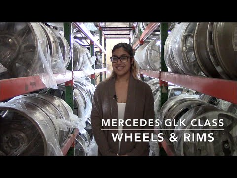 Factory Original Mercedes GLK Class Wheels & Mercedes GLK Class Rims – OriginalWheels.com