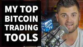 My Top Bitcoin Trading Tools