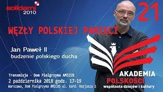 Jan Paweł II: budzenie polskiego ducha