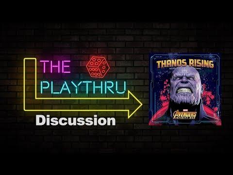 The PlayThru Reviews Thanos Rising