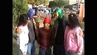 La Venganza Azul Movie