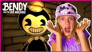 Bendy and the Ink Machine!