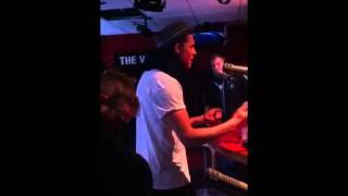 """Christopher - """"Against the Odds"""" live i The Voice"""