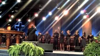 The Bishop's Choir @ City of Refuge. We Offer Praise