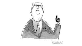 A Collection of The New Yorker's Trump Cartoons | The Cartoon Lounge