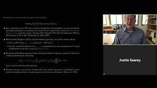 """Jeff Gill, """"An Introduction to Dirichlet Process Priors for Random Effects"""""""