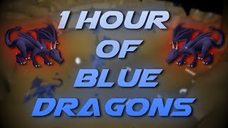 Slaying Blue Dragons | Testing OSRS Wiki Money Making Methods