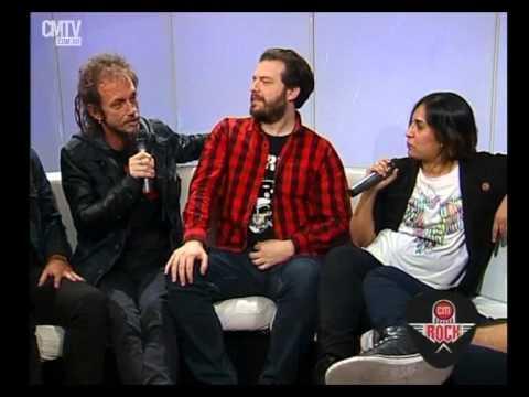Vetamadre video Entrevista CM Rock - Septiembre 2015