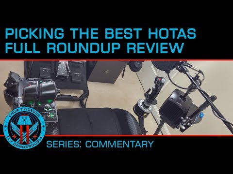 Picking the Best HOTAS: A Complete Product Guide