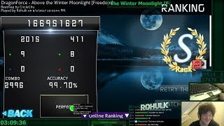 602pp | DragonForce - Above the Winter Moonlight 99.7% HDHR FC