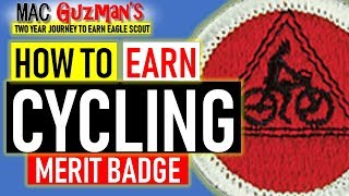 What Is The Most Difficult Merit Badge - How To Earn Cycling